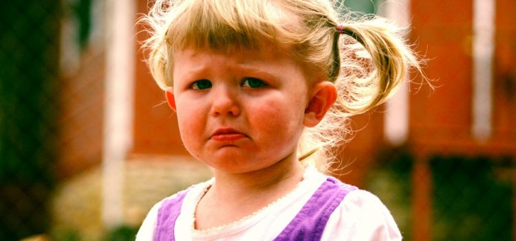 The science of child's anger and how to deal with it