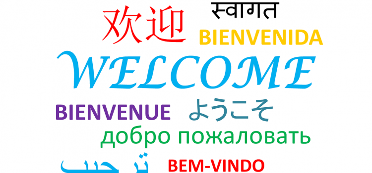 All languages are welcome!