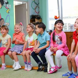 Children as co-owners of the (pre)school