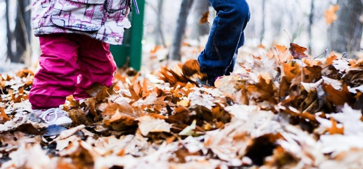 The mental health benefits of living closer to nature when you are a child