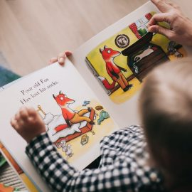 How to promote inclusion by book reading