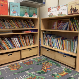 How to find appropriate books for multilingual book reading in ECE