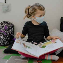 Get inspired by the reading policy at Miss Loubna's preschool