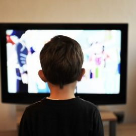 Screen time for the youngest? No!